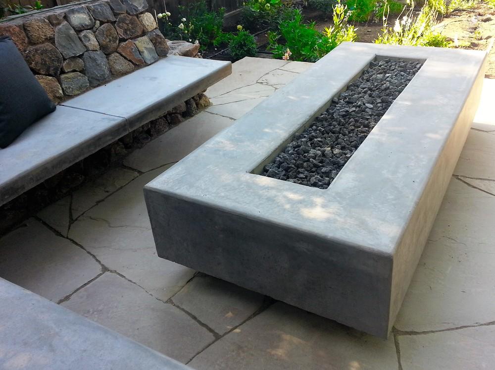 Nice Fire Table