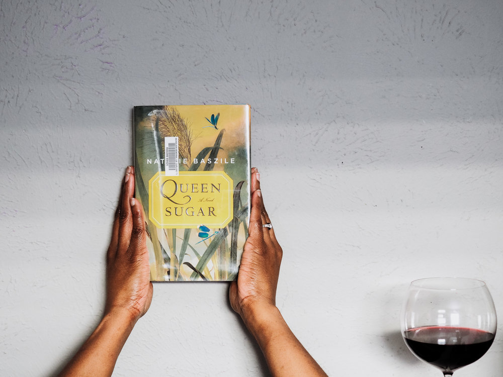 week 9 {5:00 pm} after watching ava duvernay and oprah's first season of queen sugar I decided to reread queen sugar, and i forgot how different the book is from the show.