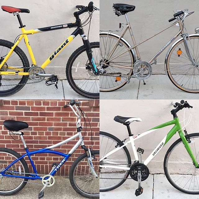 Join us until 9pm this evening for our weekly bike sale. We have several new bikes hitting the floor, swing by for a test ride.
