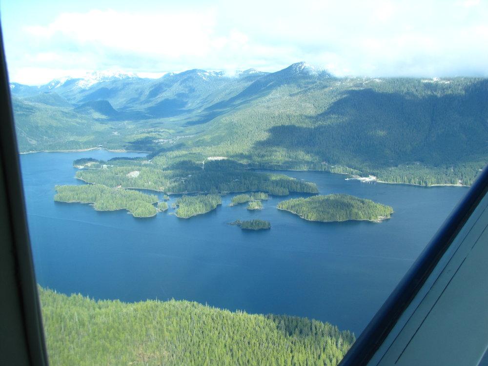 Klawock, Alaskan Field Trip