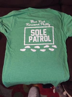 BFFP T-shirt back