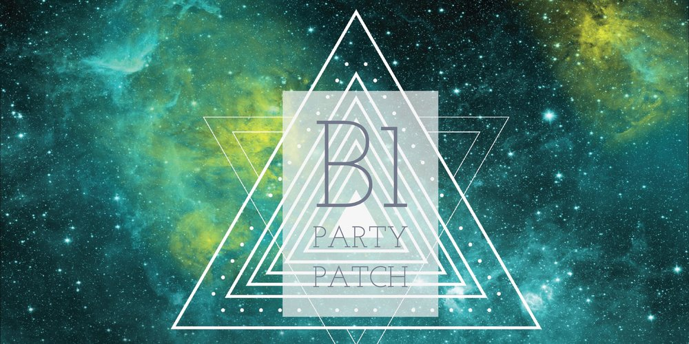 B1 Party Patch