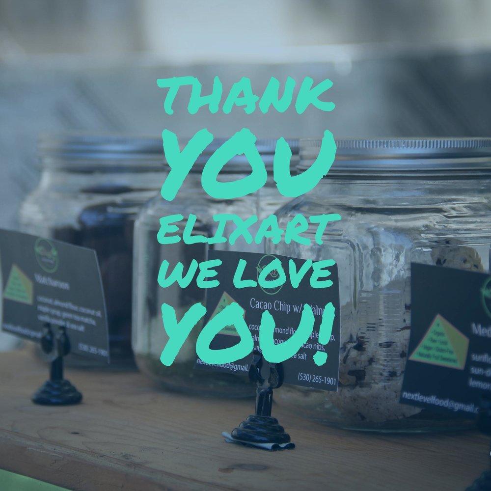 Thank you Elixart!