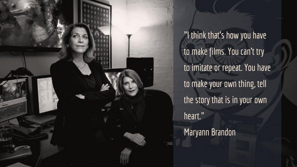 TedX Women Conference - Maryanne Brandon