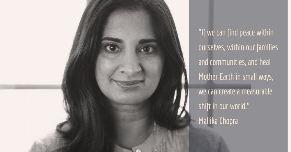 TedX Women Conference - Malika Chopra