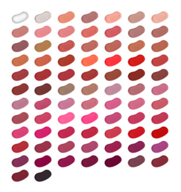 LipsSense Color Options