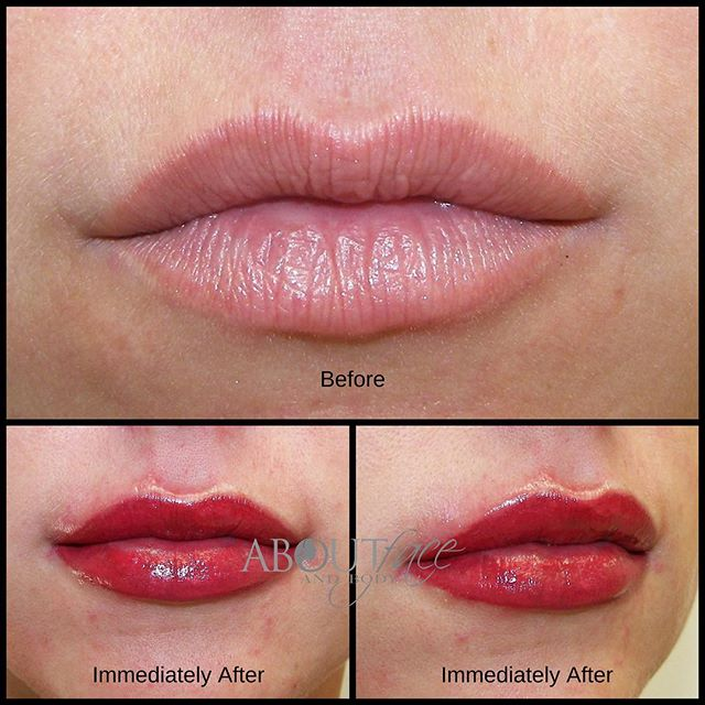 Get smudge free, kissable lips that won't wear off! Have you considered permanent makeup? Give us a call (407) 574-8383
