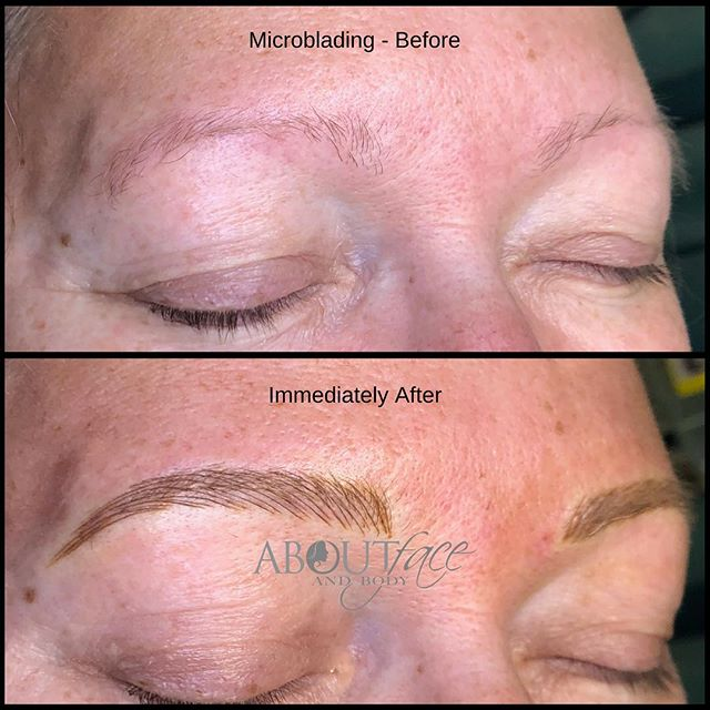 One of this weeks Happy clients!  #microblading #microbladingorlando #brows #browsonfleek #browshaping
