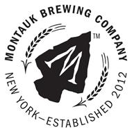 Montauk Brewing logo