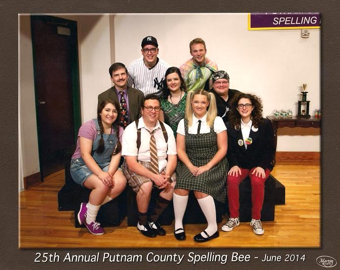 The 25th Annual Putnam County Spelling Bee - Season 35