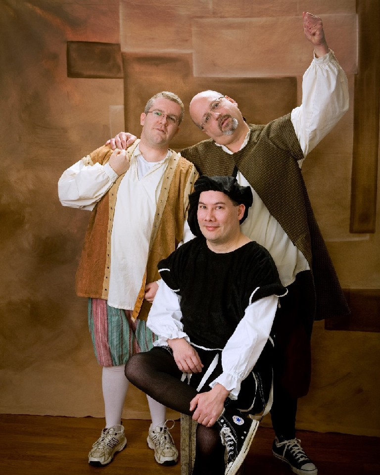 The Complete Works of William Shakespeare (abridged) - Season 28