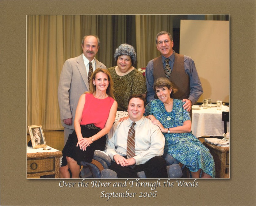 Over the River and Through the Woods - Season 27