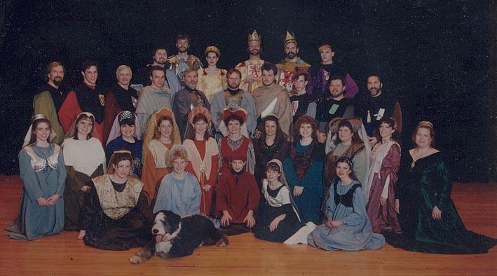 Camelot - Season 15