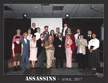 Assassins - Season 38