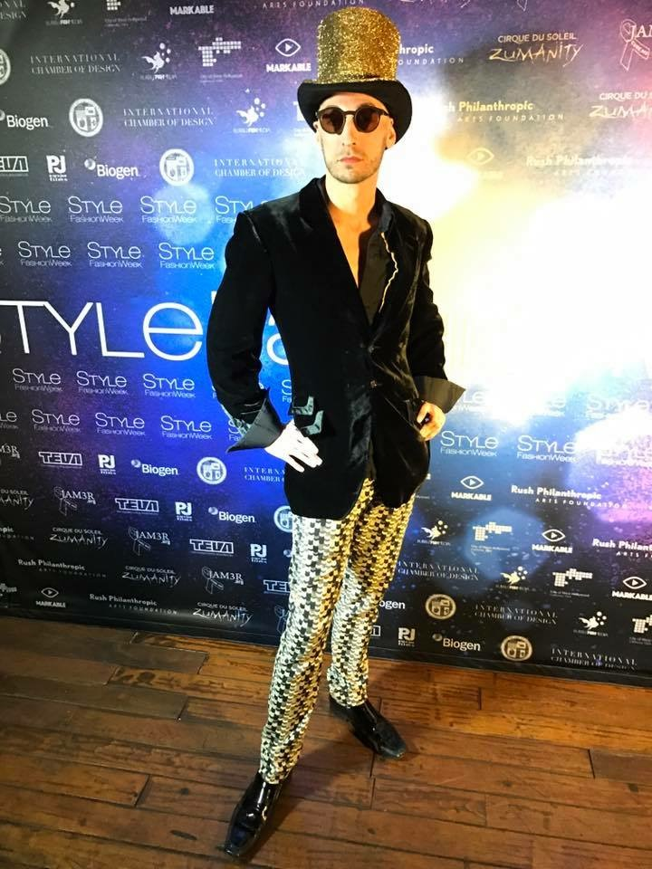 As you all know, fashion and interior design are everything to me and totally co-exist in the best of ways!    I am so proud to have been named the Art & Design Director for www.stylefashionweek.com globally and love helping to produce fashion week across the globe!  #dreamcometrue  can you spot all the celebrity friends in the photos below?
