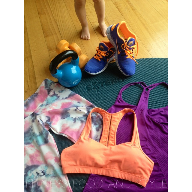 """A special thank you to Extend 360. Loving all my workout gear"" - Fitness Blogger, Dani Stevens"