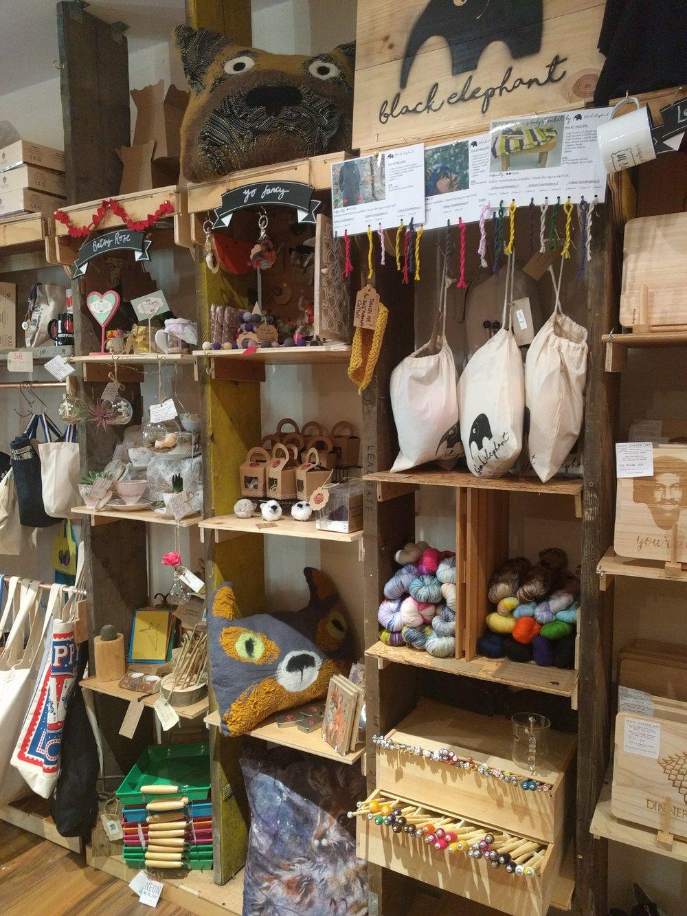 Bird's Yard Sheffield
