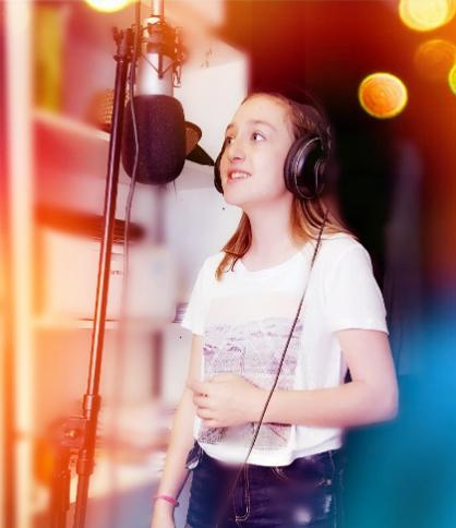 Voice Student - Yana