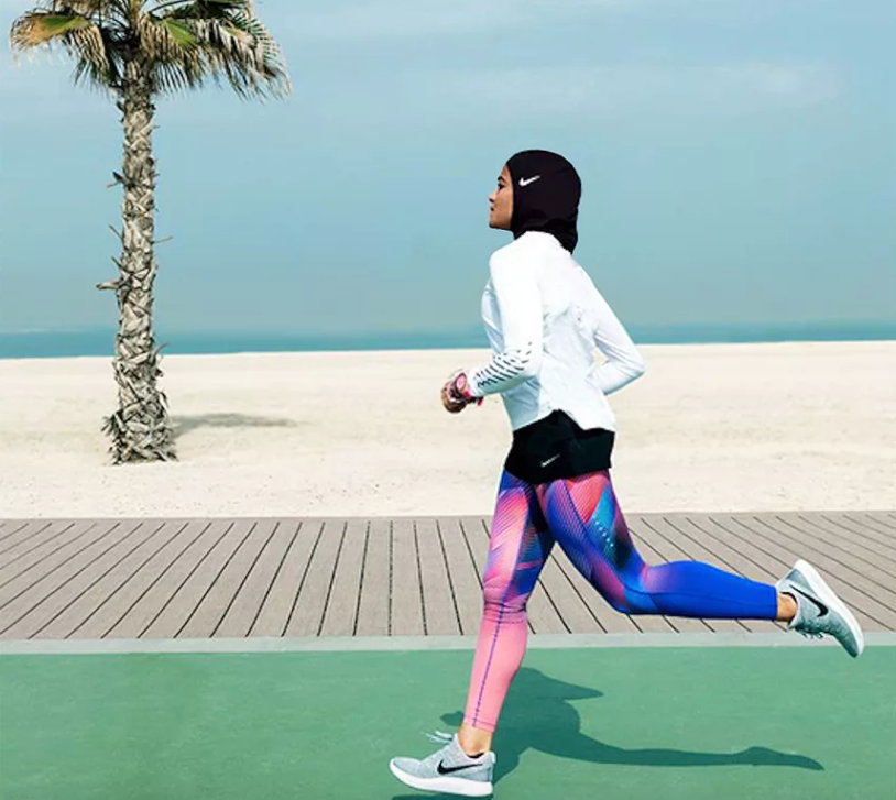 Meet The Fierce Female Muslim Athletes Behind Nike's Newest Campaign