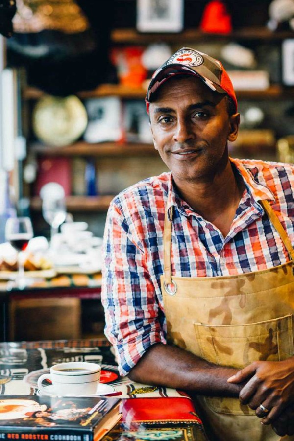 Chef Marcus Samuelsson on Sustainable Grocery Shopping