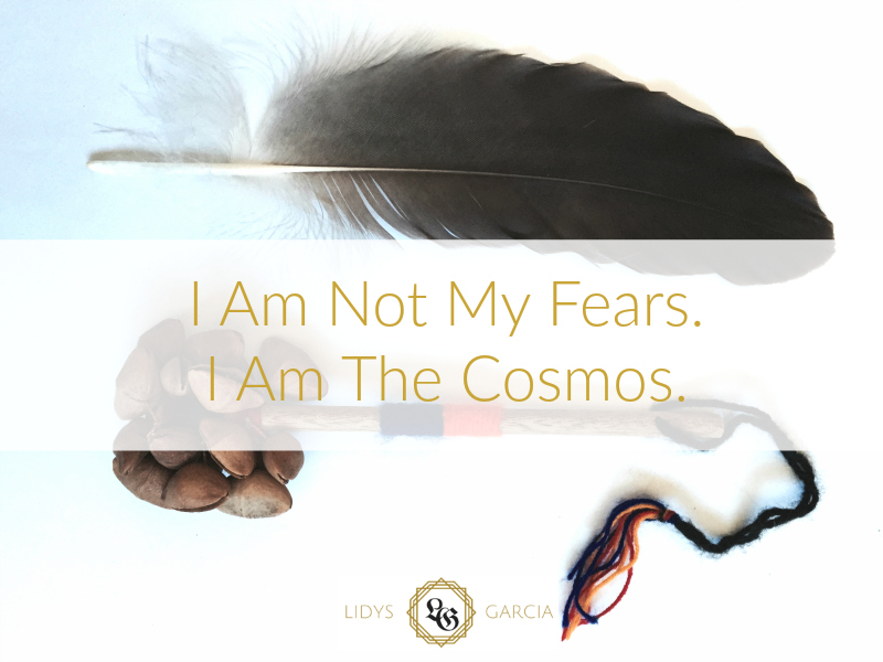 I Am Not My Fears