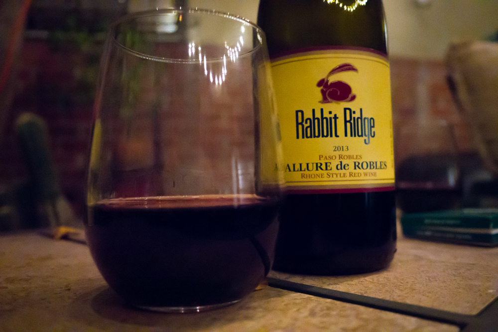 the wine idiot trader joe's wine review rabbit ridge allure de robles 2013
