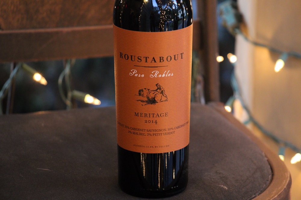 The Wine Idiot Reviews: Roustabout Paso Robles Meritage