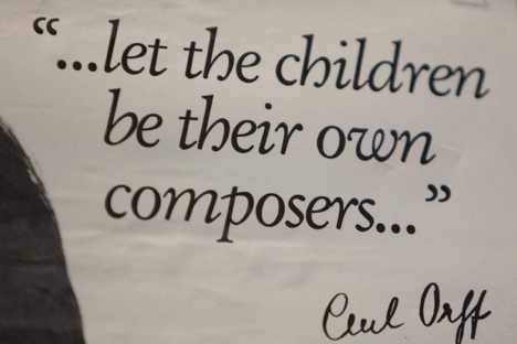 Child composer