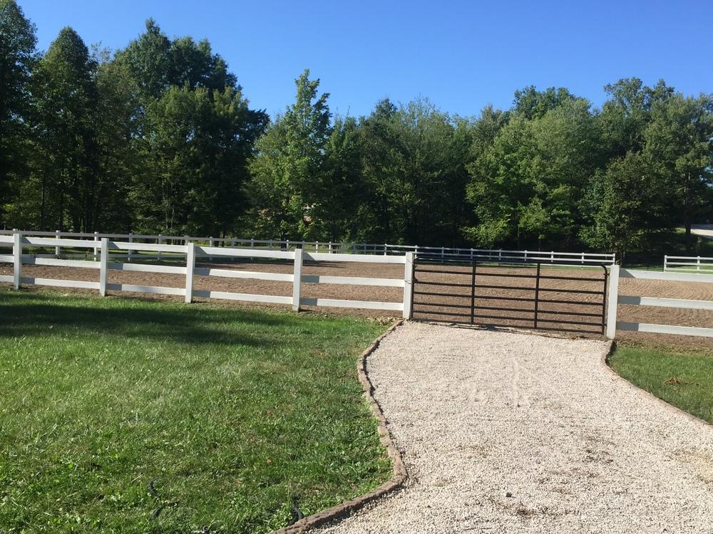 Our Facility Baker Creek Farm Equestrian Center