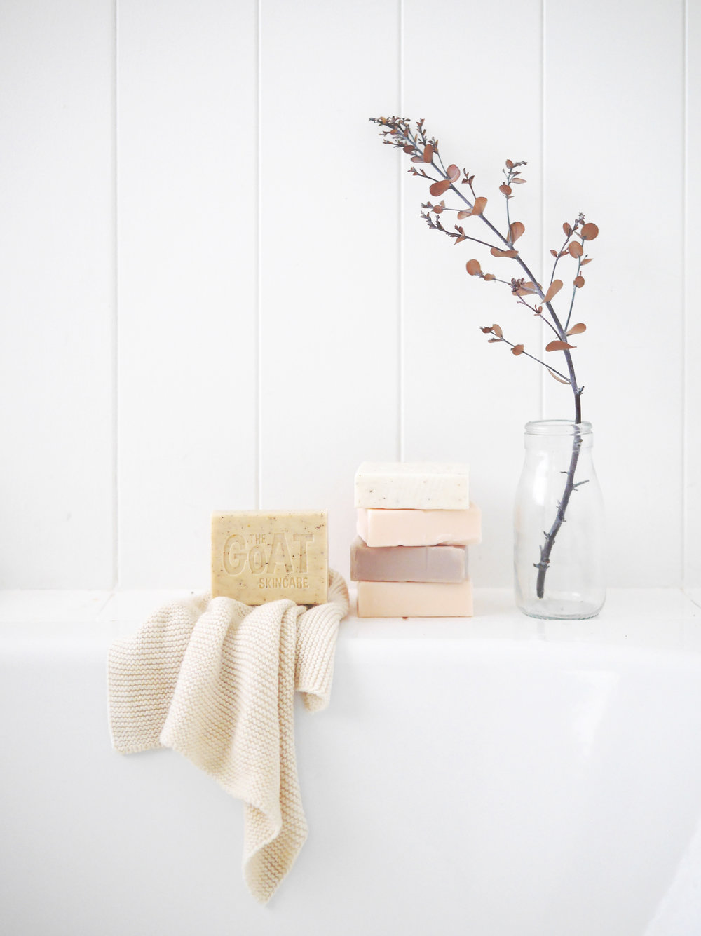bathroom lifestyle beauty bar soap product photography