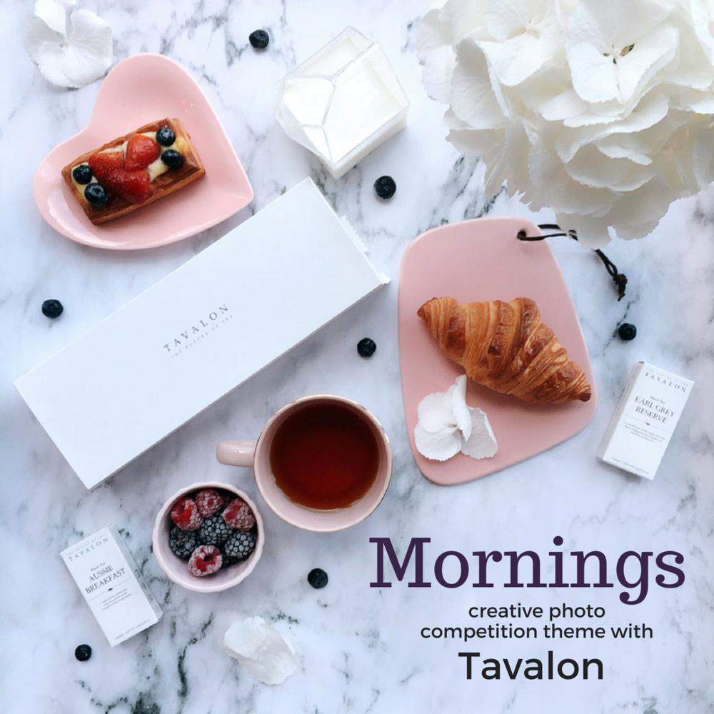 mornings creative challenge