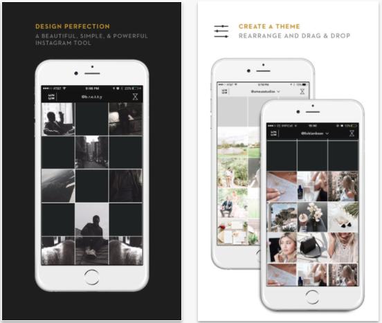 Unum Instagram Planning App.png