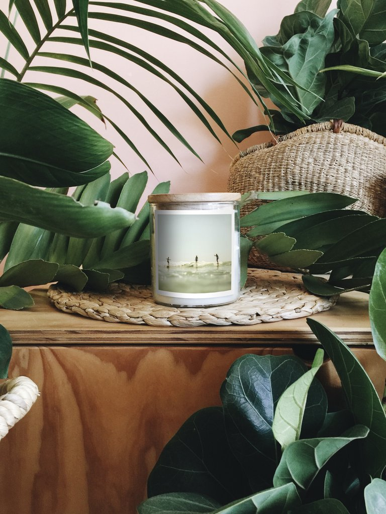 The Commonfolk Collective – These candles not only smell divine, they offer a mindful message on their label. I love that!