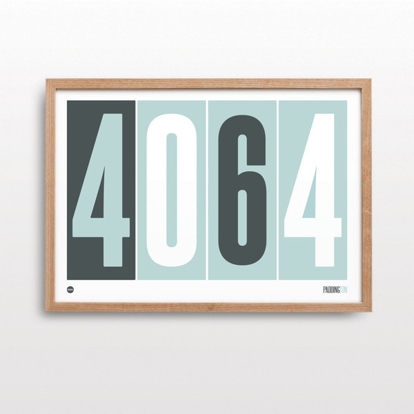 Burbia – Their postcode pride prints are awesome! I love that they can represent where you live or a place you have been. Perfect for this week's theme too!