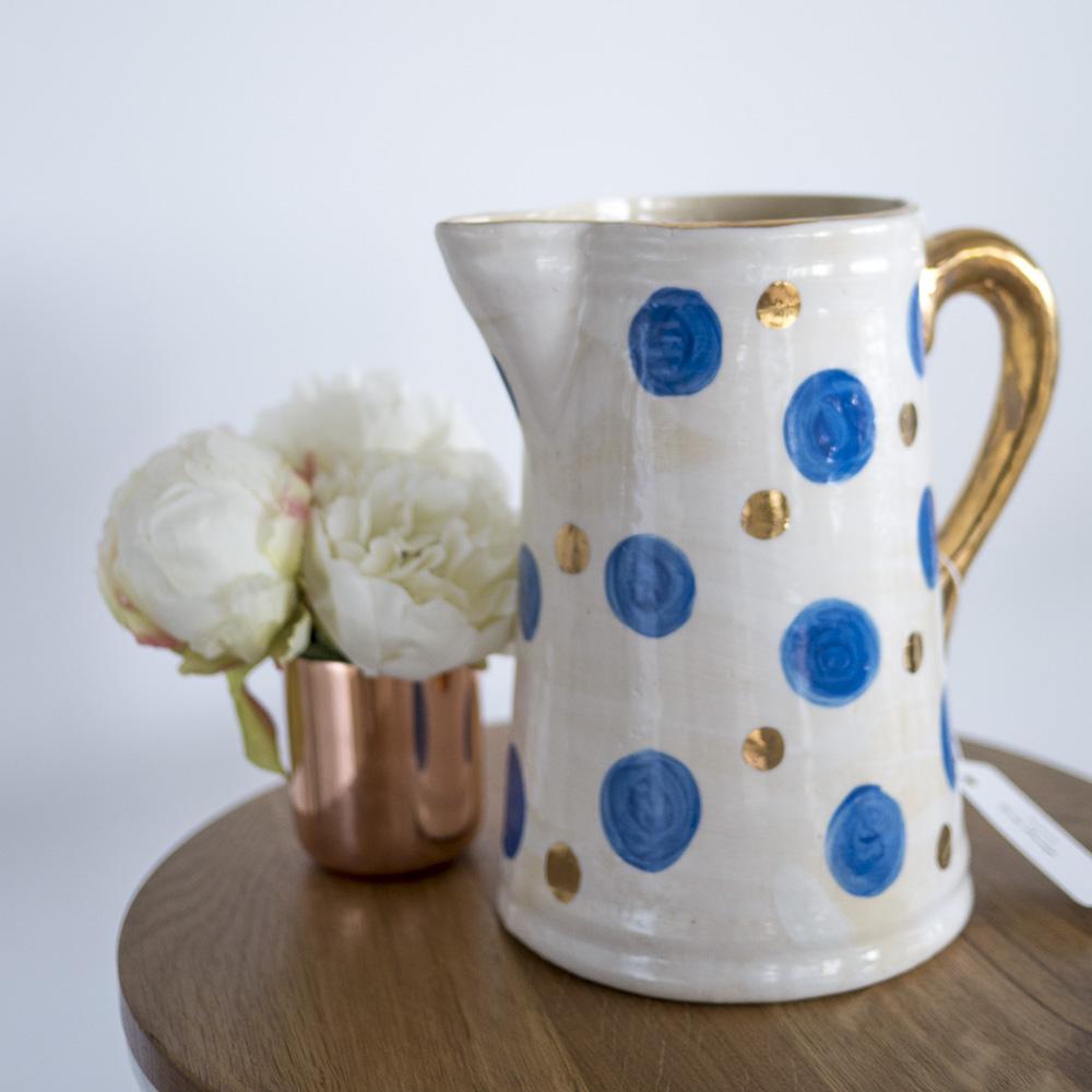 Carla Dinnage 'Large Ceramic Jug'