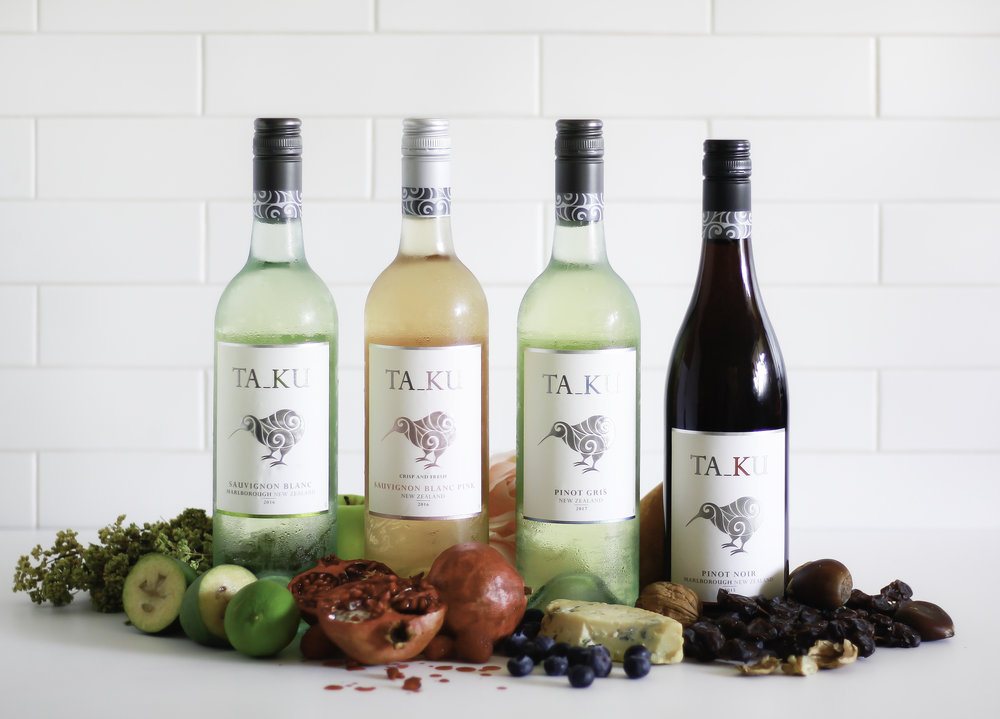 Styling Ta Ku wine varieties for Accolade Wines