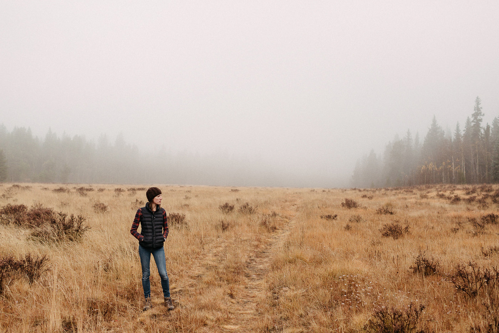 Image representing fog and the feeling of waiting on God