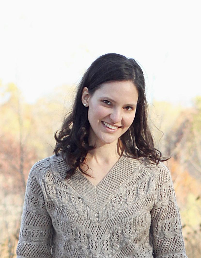 Headshot of Jennifer to accompany her testimony