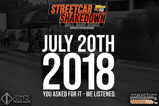 We're doing it again, but even bigger. #streetcarshakedown