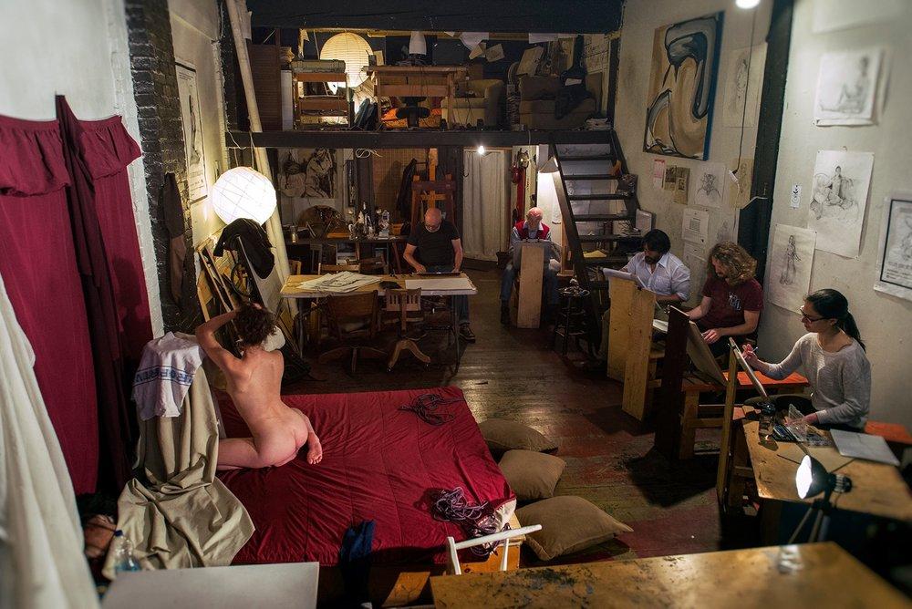 Atelier Antonio Cerdan, Montreal 2016