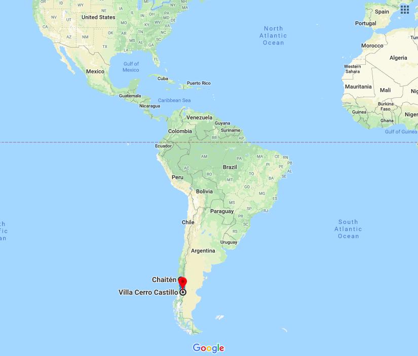 Patagonia - Chile, Aysén Region