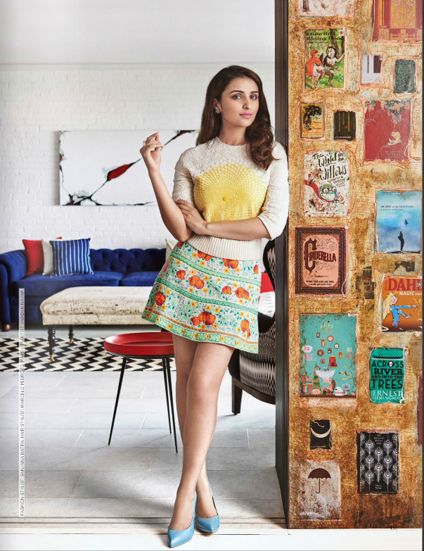 Parineeti Chopra Architectural Digest India