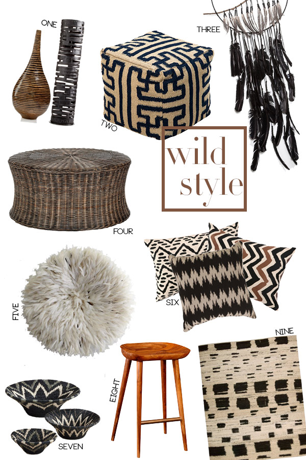 Global Chic Home Decor