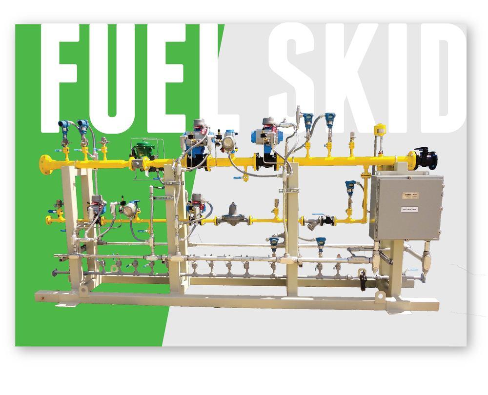 Fuel Skid - ICC