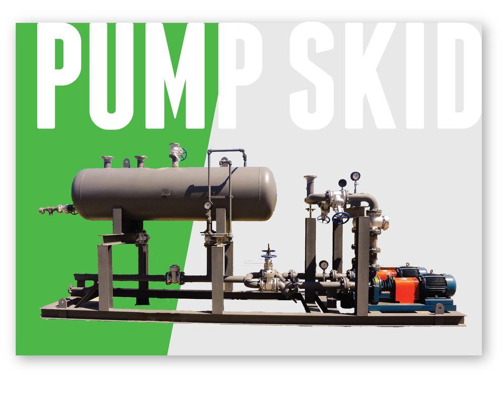 Pump Skid - ICC