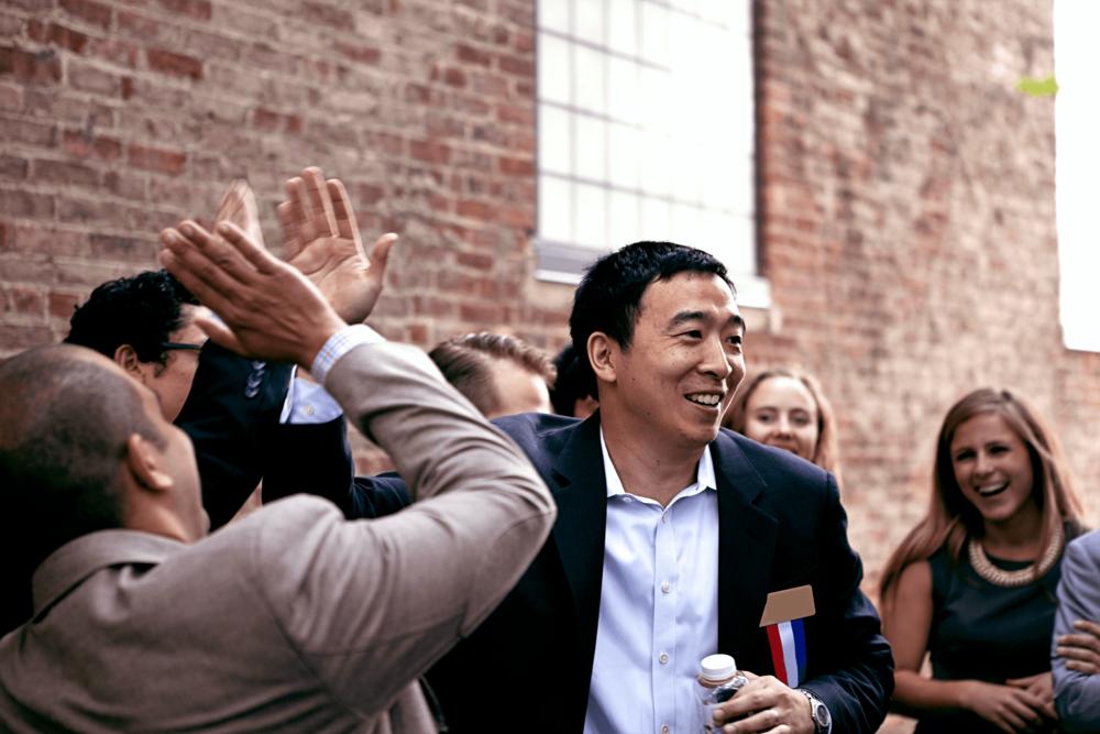 """I am a full-blown communist.""--Not Andrew Yang, Unfortunately"