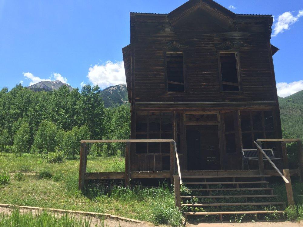 aspen ghost town