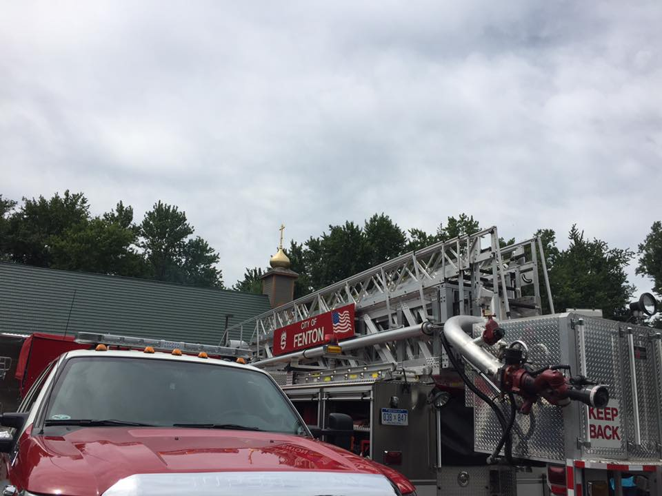 Photo of Fire Trucks and Church.jpg