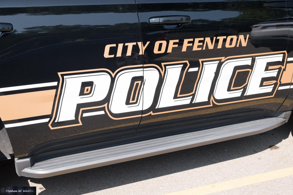 We were also blessed to welcome members of the Fenton Police Department, with the help of Chief Jason Slater.