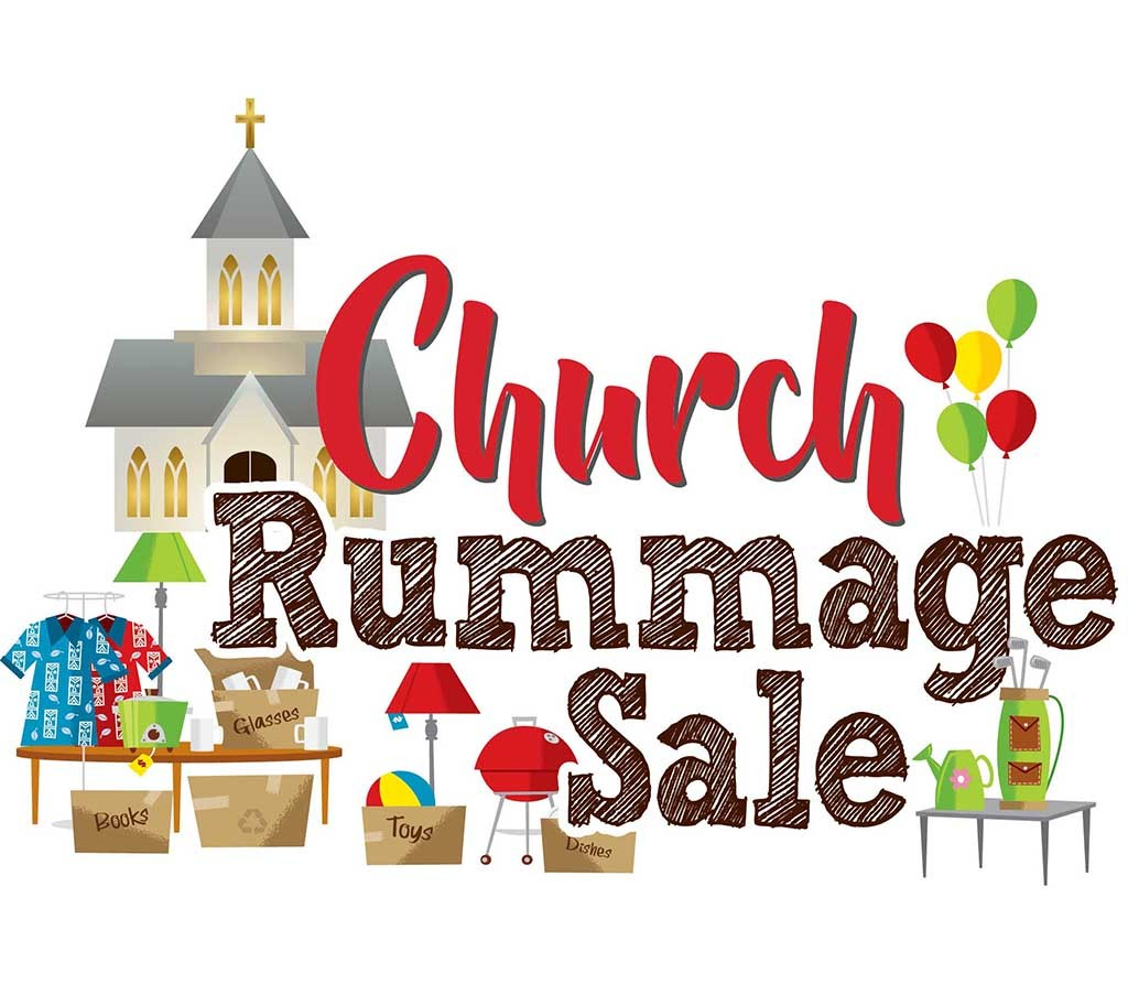 Rummage Sale — St  Mary Magdalene Orthodox Church